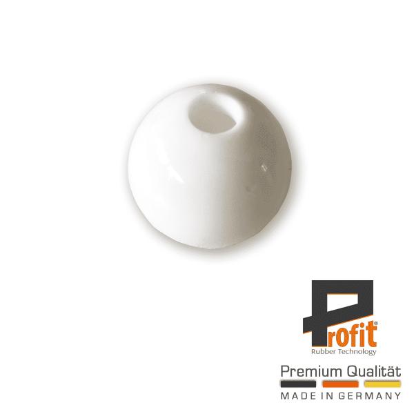 Kugel | Kunststoffkugel für Expanderschlinge | Kugel für Expander | Plastikkugel für Spanngummi |
