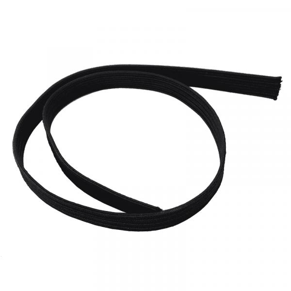 Bande élastique plate | Ruban plat | Caoutchouc | Ruban en caoutchouc | Ruban plat en caoutchouc | Au mètre | Bande de caoutchouc |