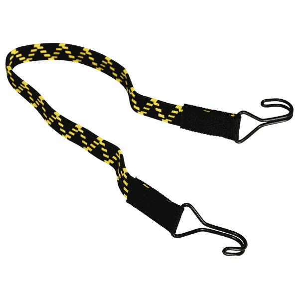 Bande élastique plate avec 2 crochets | crochet métallique | corde d'expansion | expandeur | caoutchouc d'expansion | caoutchouc de tension | caoutchouc de tension