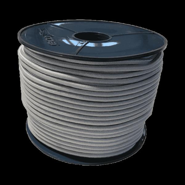 Corde d'extension | Ecoflex | 6mm | blanc | Corde d'avion | Cordes d'avion | Cordes d'expansion | Cordon en caoutchouc | Corde en caoutchouc |