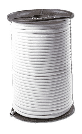 Expanderseil 8mm Weiß ab 1 Meter | Expanderseile | Gummi Seil | Planen Seil |
