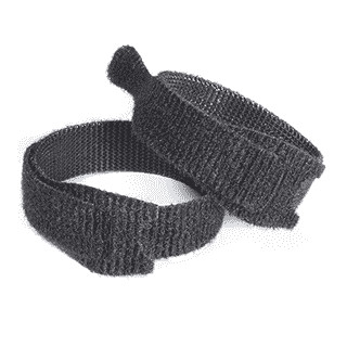 Colliers de serrage Velcro VELCRO® 12mm x 200mm en rouleau de 25 pièces